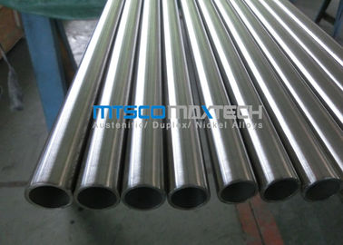 चीन EN10216-5 X5CrNi18-10 Precision Stainless Steel Tubing For Doors Production Tools फैक्टरी