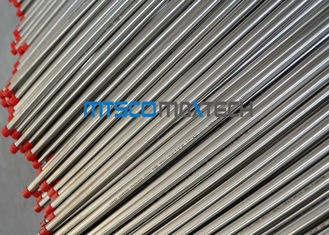 चीन Cold Rolld 6096mm TP317L Stainless Steel Instrument Tubing ASTM A269 / ASME SA269 फैक्टरी