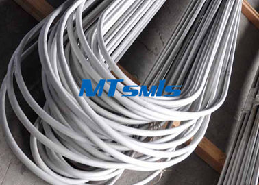 चीन ASTM A249 / ASME SA249 Heat Exchanger Tube , ERW Stainless Steel Welded Tube फैक्टरी