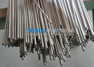 चीन Small Diameter Straight Stainless Steel Heat Exchanger Tubes Welded TP316 / 316L फैक्टरी
