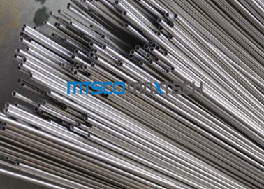 चीन 24SWG 	Precision Stainless Steel Tubing For Instrumention , TP304 / 304L With Bright Annealed Surface फैक्टरी