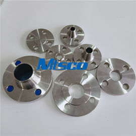 चीन DIN2628 1.4462 / 1.4410 Duplex Steel Weld Neck Flange For Connection फैक्टरी