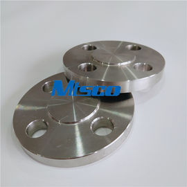 चीन Class150-2500 ASTM A815 S31803 / 2205 / F51 Stainless Steel Flange / Duplex Steel Blind Flange फैक्टरी