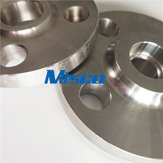 चीन PN150 ANSI B16.5 S32750 Stainless Steel Flange Slip On Type Pickling Surface फैक्टरी
