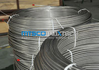 ASTM A269 Seamless Stainless Steel Coiled Tubing For Pre-insulated Tube