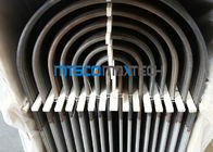 TP347 / 347H Stainless Steel Heat Exchanger Tube Size 25.4*2.11mm For Oil Industry आपूर्तिकर्ता
