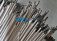 चीन 1.4462 / 1.4410 Seamless Duplex Stainless Steel Pipe Oil / Fluid Cold Drawn Tube फैक्टरी