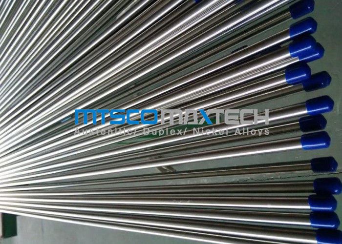 TP304 / TP316 Stainless Steel Hydraulic Tubing ASTM A269 Hydraulic Seamless Tube आपूर्तिकर्ता
