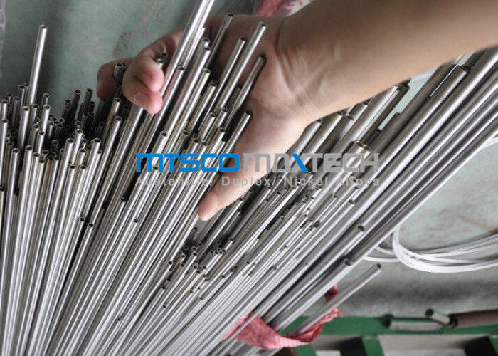 Fluid / Gas Stainless Steel Instrument Tubing TP317 With Bright Annealed Surface आपूर्तिकर्ता