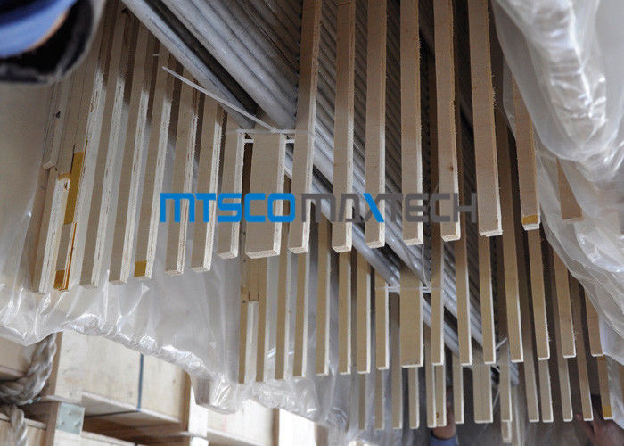 TP321 / 321H U Bend Welded round metal tube For Boiler , ASTM A269 आपूर्तिकर्ता