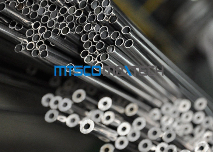 S31600 / S31603 ASTM A213 Stainless Steel Round Tube Ss Pipes For Oil Industry