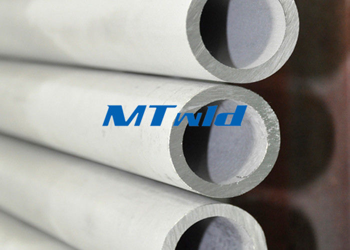 8BWG ASTM A358 TP304L / 1.4306 ERW Steel Pipes Double Welded Annealed Surface आपूर्तिकर्ता