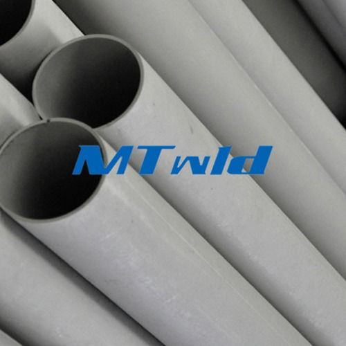Pickled Surface ASTM A249 Stainless Steel Welded Tube For Chemical
