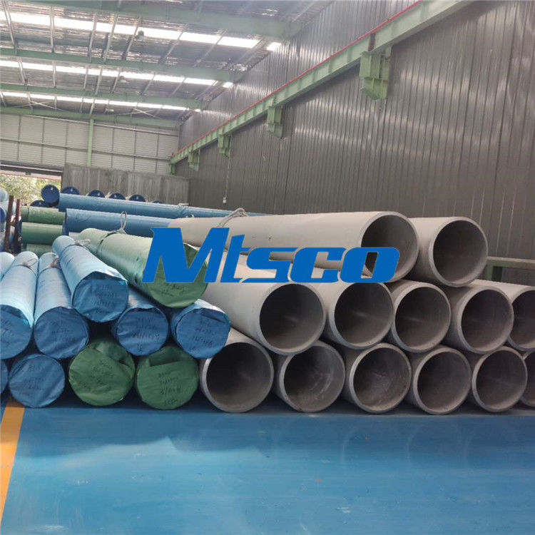 316Ti / 317L Stainless Steel Seamless Pipe Annealing Fuild And Gas
