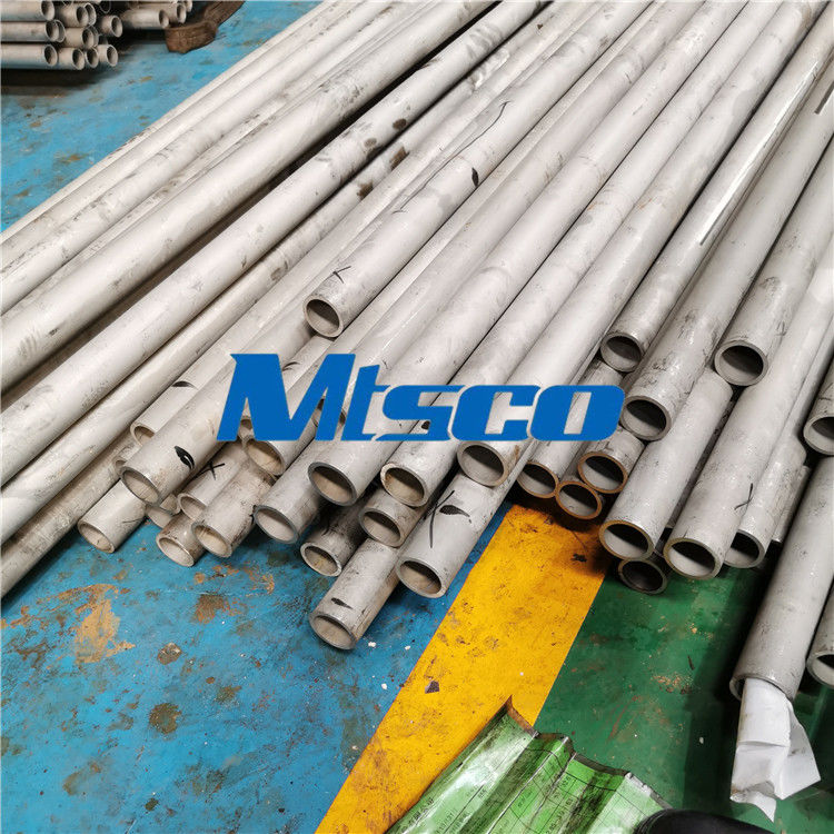 ASTM A789 UNS S31803 PED ISO Duplex Stainless Steel Tube