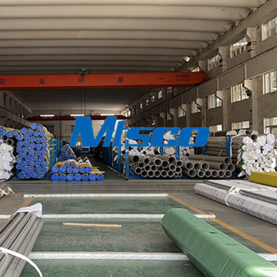 PE ASTM A790 Seamless Stainless 6000MM Duplex Steel Pipe