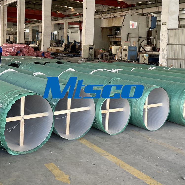 ASTM A790 S32750 Pickling Annealing Surface Duplex Steel Pipe