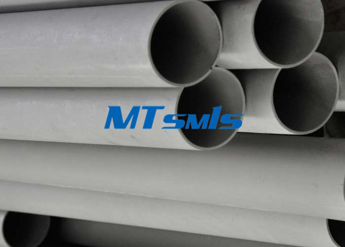 DN150 Stainless Steel Seamless Pipe S34700 / S34709 Industrial Welding Round Tube